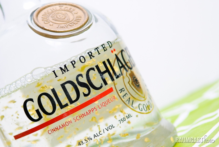 Goldschlager Bottle