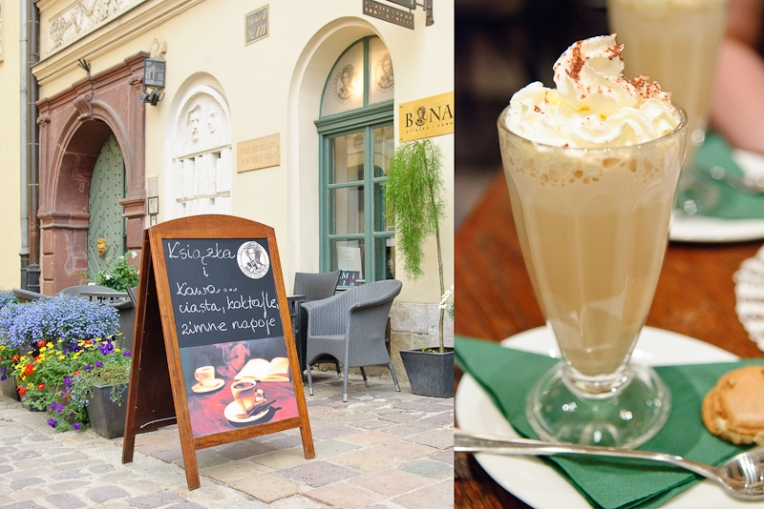 Cafe Krakow Poland