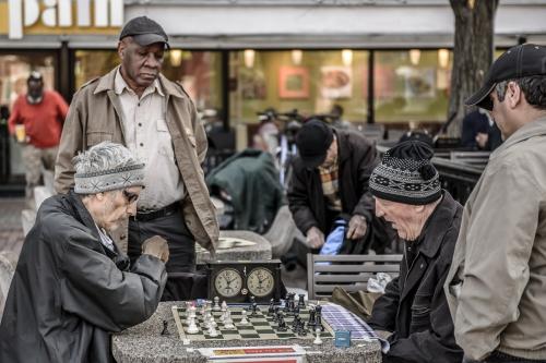 Chess Jeff Baumgart